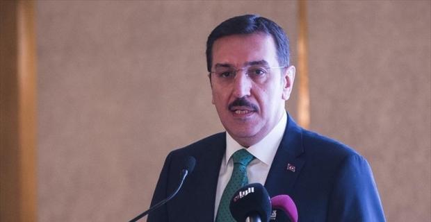 Gümrük ve Ticaret Bakanı Tüfenkci: Ülkeler, e-ticarette güvenlikçi politikalardan uzaklaşmalı
