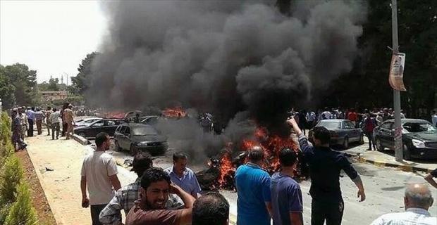 Libya'da patlama: 1 ölü, 77 yaralı