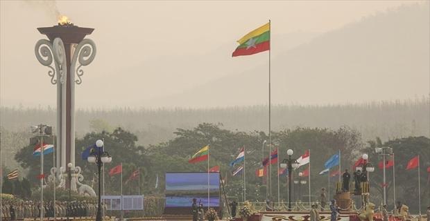 Myanmar'ın ABD tatbikatına davet edilmesi kararı tartışma yarattı
