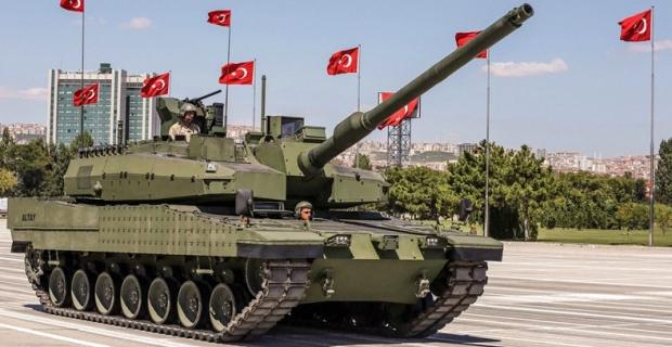 Otokar, Altay tankı seri üretimi ihalesi için son teklifini sundu