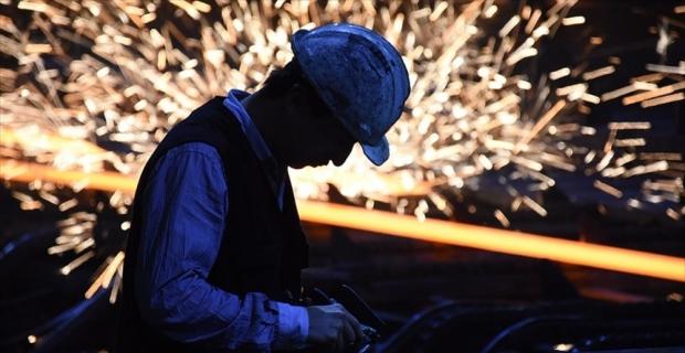 Sanayi üretimi arttı