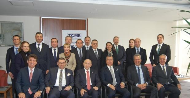 TÇMB'nin Başkanlığına Nihat Özdemir seçildi