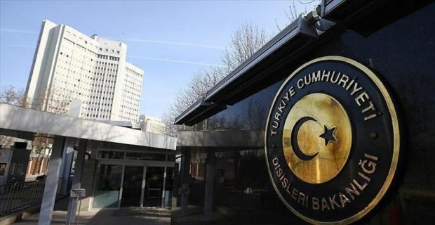 Türkiye'den Libya'daki terör saldırısına kınama