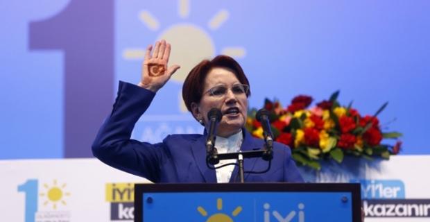 Akşener, yeniden İYİ Parti Genel Başkanı seçildi