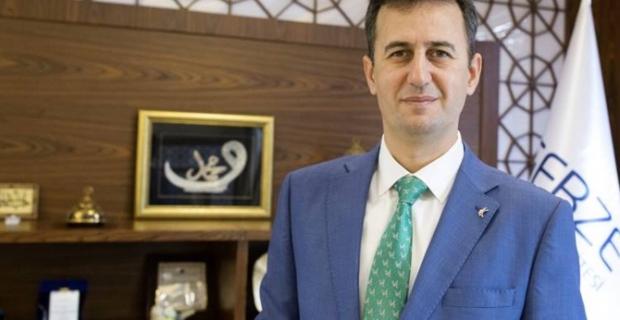 Aselsan'a rektör başkan