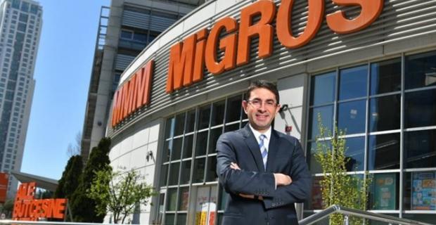 Migros yüzde 39 büyümeyle 11 yılın rekorunu kırdı