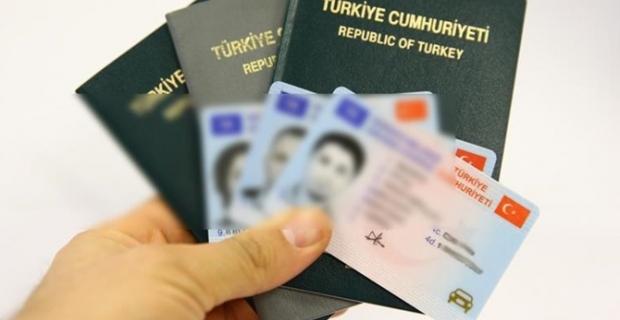 Pasaport ve ehliyet için nüfus müdürlüklerine 55 bin başvuru