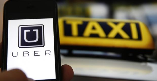 Uber Yunanistan'da faaliyetlerini durdurdu