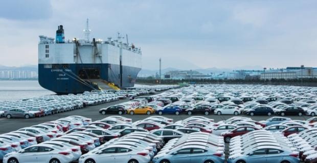 Avrupa otomobil pazarı 5 ayda yüzde 2,2 büyüdü
