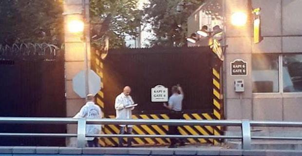ABD Ankara Büyükelçiliğine silahlı saldırı