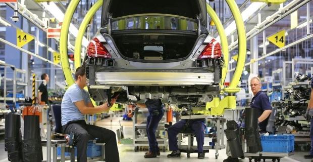 Almanya'nın sanayi üretimi beklentilerin üzerinde düştü