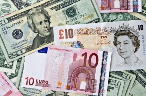 Dolar, euro ve sterlinde rekor