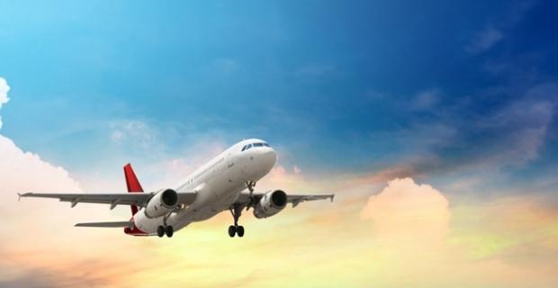 Hava yolcularının yüzde 5'i Türkiye'den taşındı