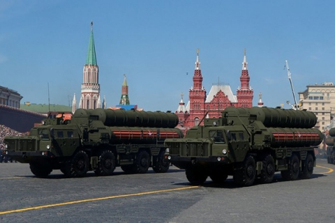 Hindistan Rusya ile S-400 konusunda anlaştı