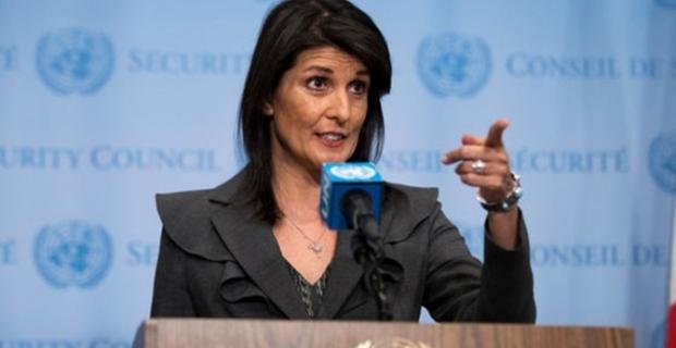 ABD'den İran'a suçlama: Açıkça eğitim veriyorlar