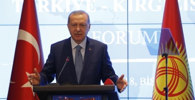 Erdoğan: Doların egemenliğine son vermemiz gerekiyor