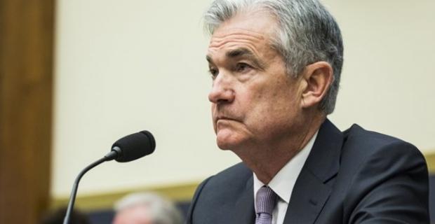 Fed Başkanı: ABD'de kısa vadeli resesyon riski düşük