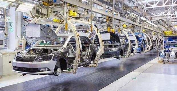 Otomotiv üretimi 7 ayda yüzde 3 azaldı