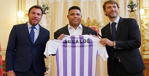 Ronaldo, La Liga'dan takım satın aldı