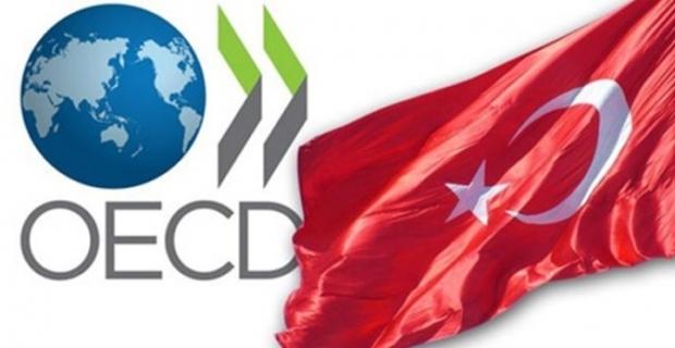 Türkiye büyümede OECD'nin zirvesinde