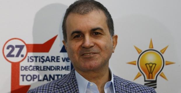 AK Parti Sözcüsü Çelik'ten McKinsey açıklaması