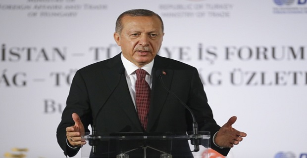 Erdoğan: Türk ekonomisinin temelleri sağlam