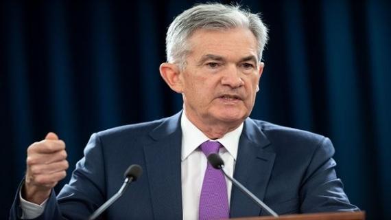 Fed Başkanı Powell'dan faiz açıklaması