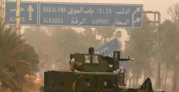 İdlib'de ağır silahlar cephe hattından çekiliyor