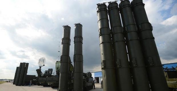 Rusya, Suriye'ye S-300'ün teslimatını yaptı