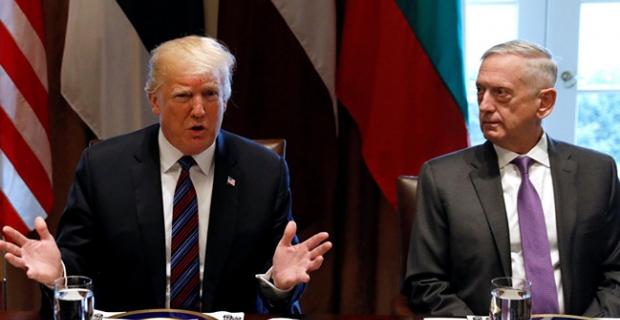 Trump: Mattis görevden ayrılabilir