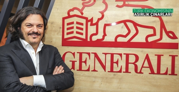 150 yılı aşkın süredir Türkiye'de olan Generali, 150 yıl daha kalmak istiyor