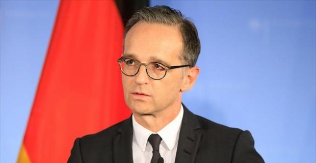 Almanya Dışişleri Bakanı Maas: AB ve ABD'nin çıkarları her zaman aynı değil