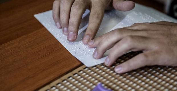 CHP'den Braille alfabesiyle hazırlanmış oy pusulası teklifi