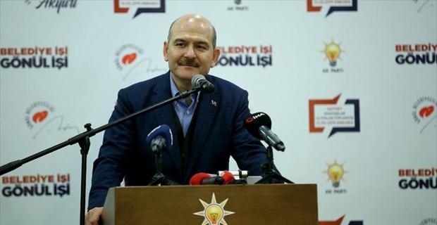 İçişleri Bakanı Soylu: Öyle bir şey icat ettik ki teröristlerin adım atması mümkün değil