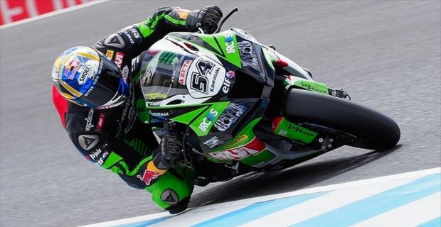 Milli motosikletçi Toprak hedef büyüttü