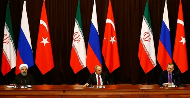 Türkiye, Rusya ve İran liderleri 4. kez Suriye zirvesinde buluşacak