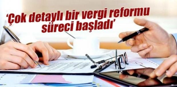 Hazine ve Maliye Bakanı Albayrak: Çok detaylı bir vergi reformu süreci başladı