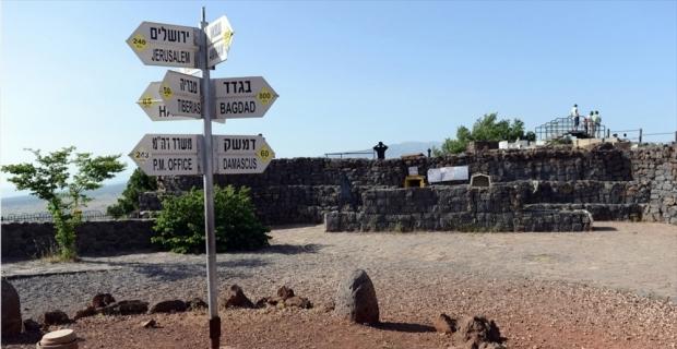 'Rejim hiçbir zaman Golan'ı geri almak istemedi'