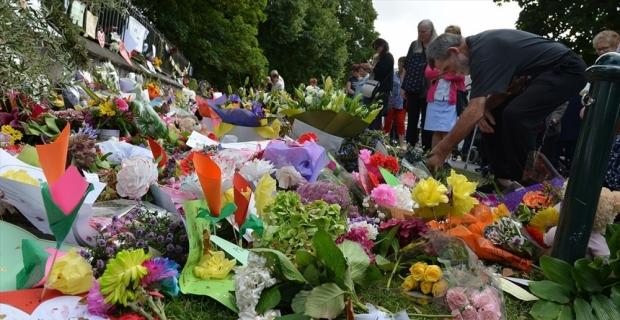 Yeni Zelanda'da terör saldırısı kurbanları anıldı
