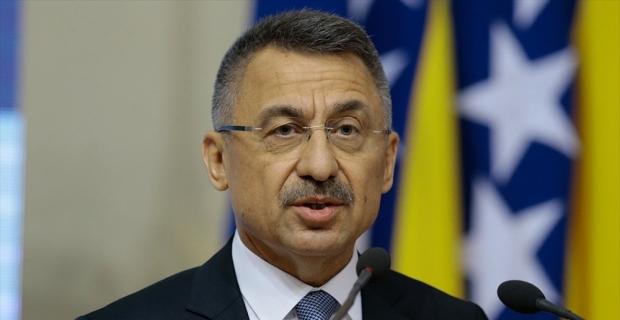 Cumhurbaşkanı Yardımcısı Oktay: Önümüzde 4,5 yıllık kesintisiz bir icraat dönemi bulunmaktadır
