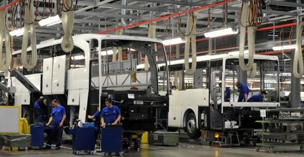 Otobüs minibüs ihracatına Romanya etkisi