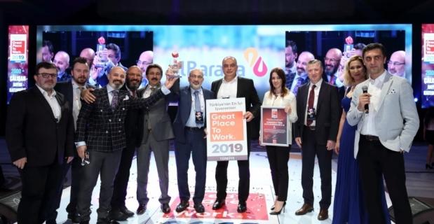 Albaraka Türk, Türkiye'nin en iyi işverenleri listesinde