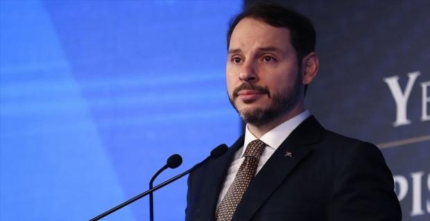 Hazine ve Maliye Bakanı Albayrak: Açıklayacağımız paketle dengelenmeye büyük katkı sağlayacağız