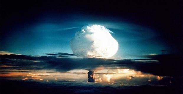 Nükleer silahlanma gerilimi İkinci Dünya Savaşı sonrası zirvede