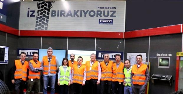 Prometeon Türkiye'den, Ford Trucks ekiplerine temel lastik eğitimi