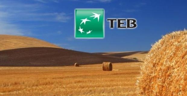 TEB, ürün ve hizmetleriyle üreticilerin yanında