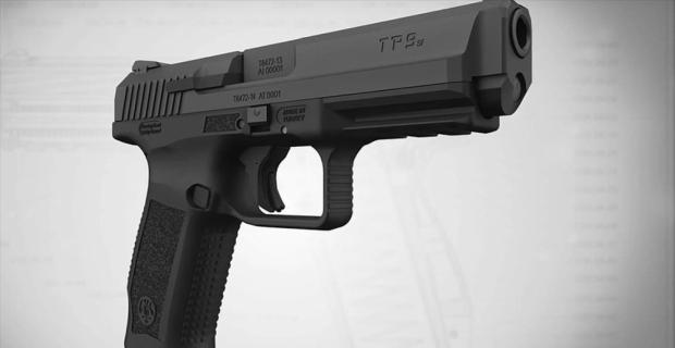 Güvenlik güçlerinin eli yerli tabancayla güçleniyor