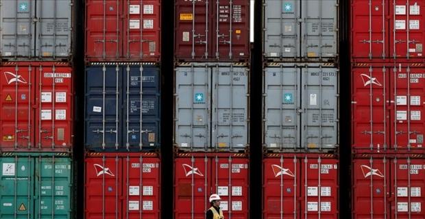 Türkiye nisanda AB ile 827,7 milyon avro ticaret fazlası verdi