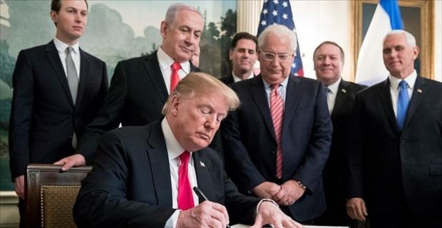 'Yüzyılın Anlaşması' Filistin davasını ortadan kaldırmayı hedefliyor