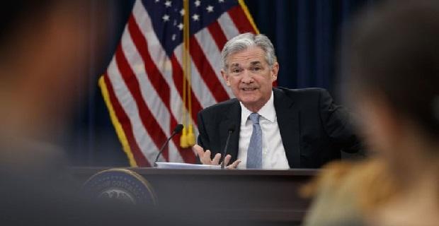 FED Başkanı Powell, beklenen konuşmayı yaptı